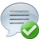 Moderate Messages icon