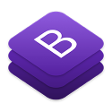 Bootstrap 4 Package icon